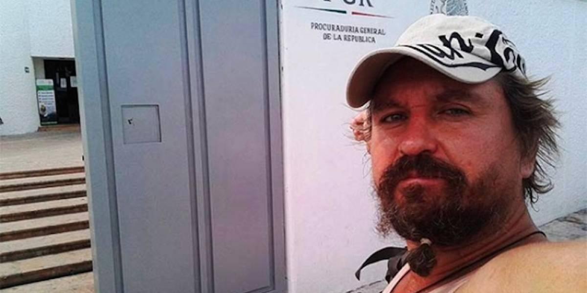 #LordNaziRuso en coma inducido tras ser linchado en Cancún