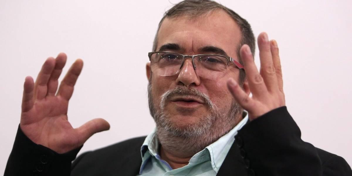 Gobierno confirma que alias 'Yimmi' de las Farc está en libertad