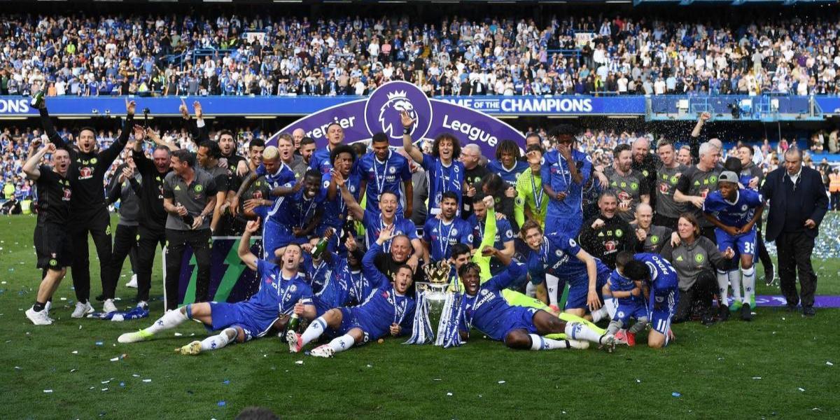 Chelsea golea al Sunderland y recibe título de campeón