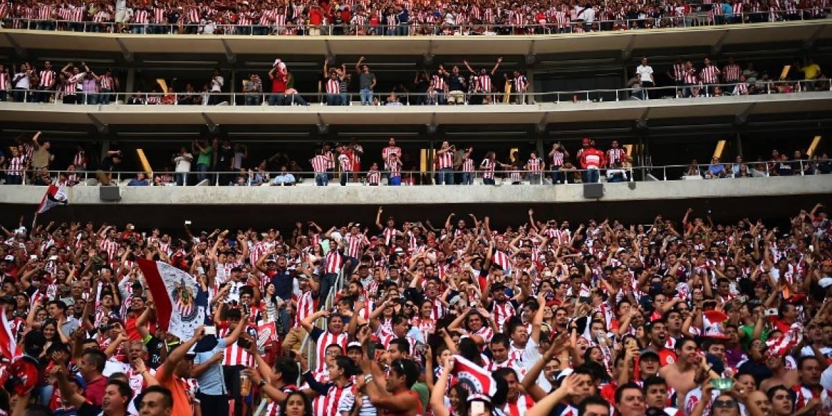 Chivas consigue clasificar a la final del futbol mexicano después de una década