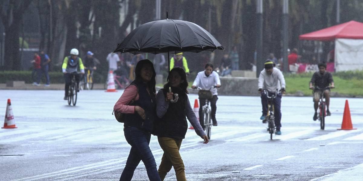 Pronostican fuertes tormentas en varias regiones del país