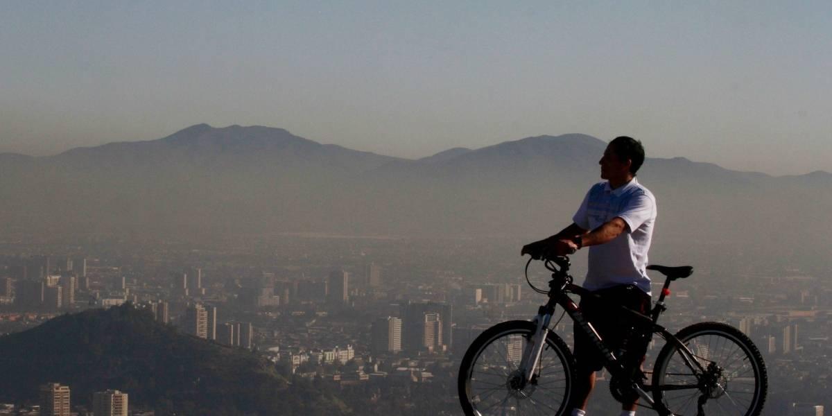 Se decreta para este lunes la primera Preemergencia Ambiental en la capital