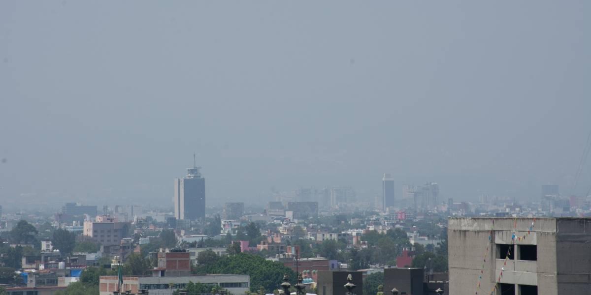 Continúa la contingencia ambiental este domingo en el Valle de México
