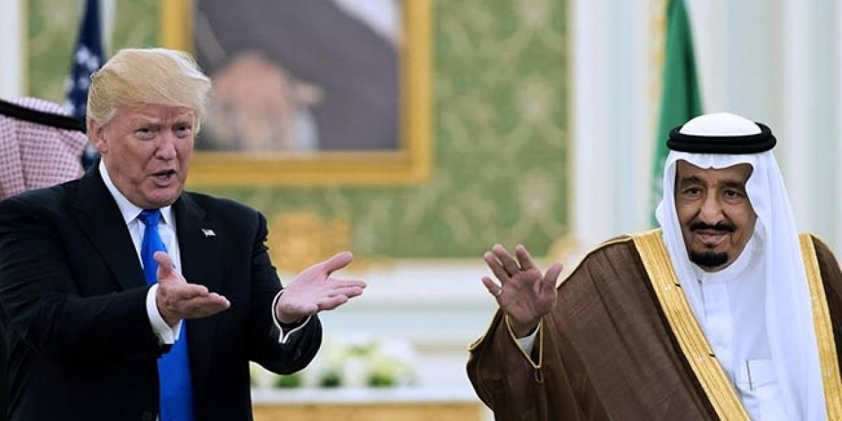 Trump pide a los árabes luchar contra el terrorismo