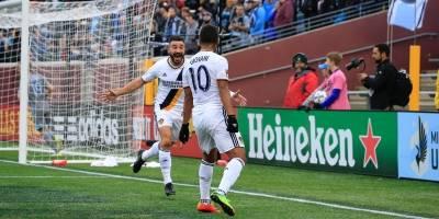 Giovani dos Santos marca golazo con el LA Galaxy