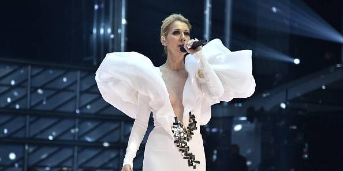 """VIDEO. Celine Dion emociona a todos al interpretar """"My Heart Will Go On"""""""