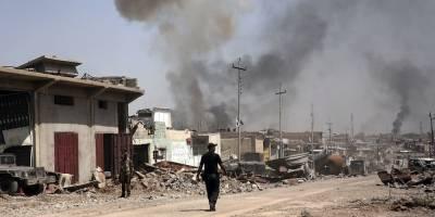 Quedan 400 combatientes extranjeros del EI en el casco antiguo de Mosul