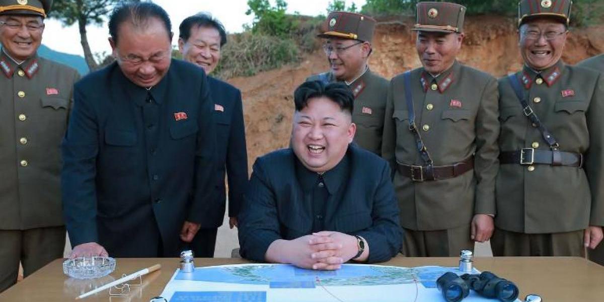 Corea del Norte sigue mostrando su fuerza y lanza nuevo misil balístico