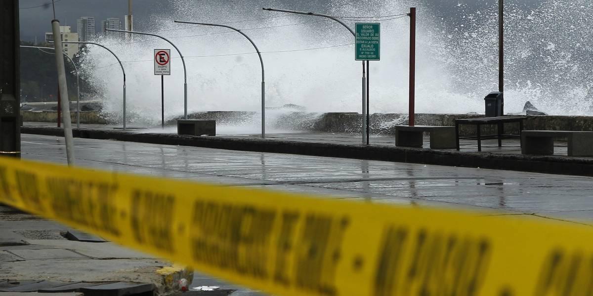 Armada lanza nueva alerta por marejadas en la costa a contar del lunes