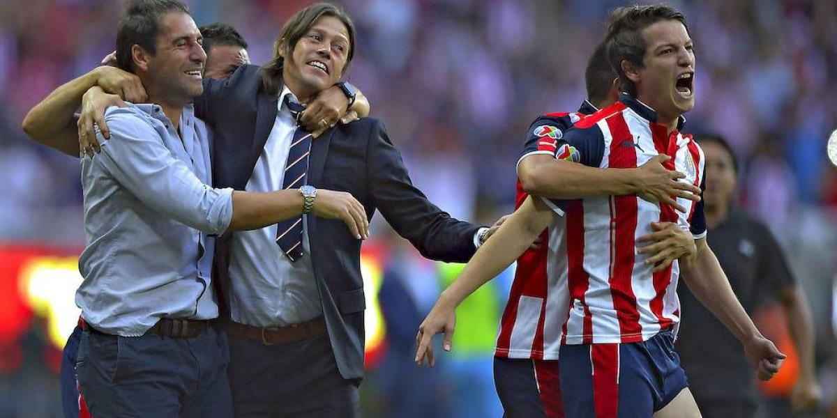 """""""Somos merecedores de estar en la Final"""": Almeyda"""