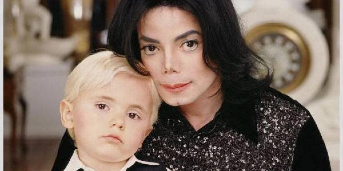 Así de grande está Prince, el hijo de Michael Jackson