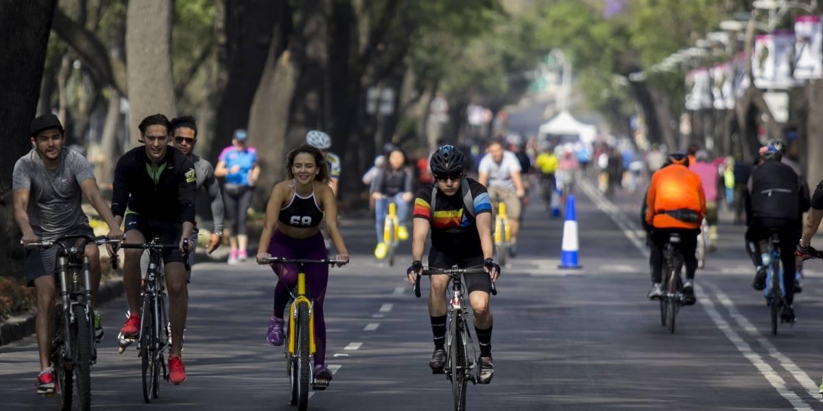 Cierran diversas vialidades por eventos deportivos en la CDMX