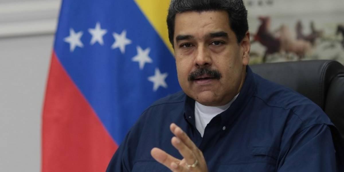 """Maduro asegura que """"gobierno fascista"""" de Temer se cae por la corrupción"""