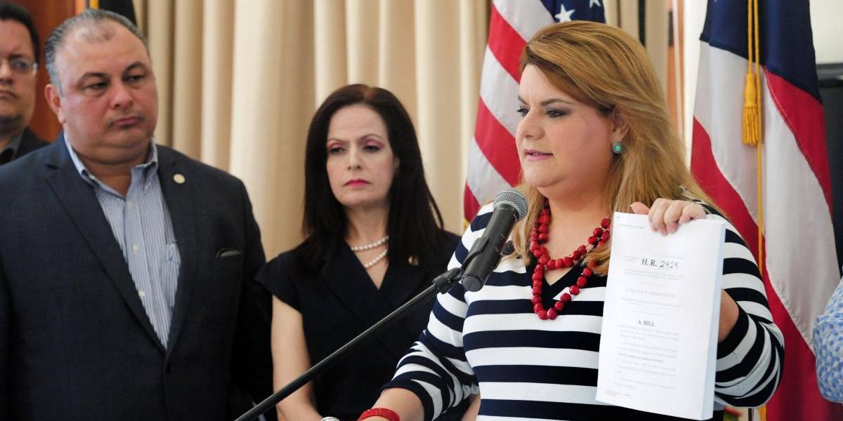 Jenniffer González participa de legislación económica para Puerto Rico
