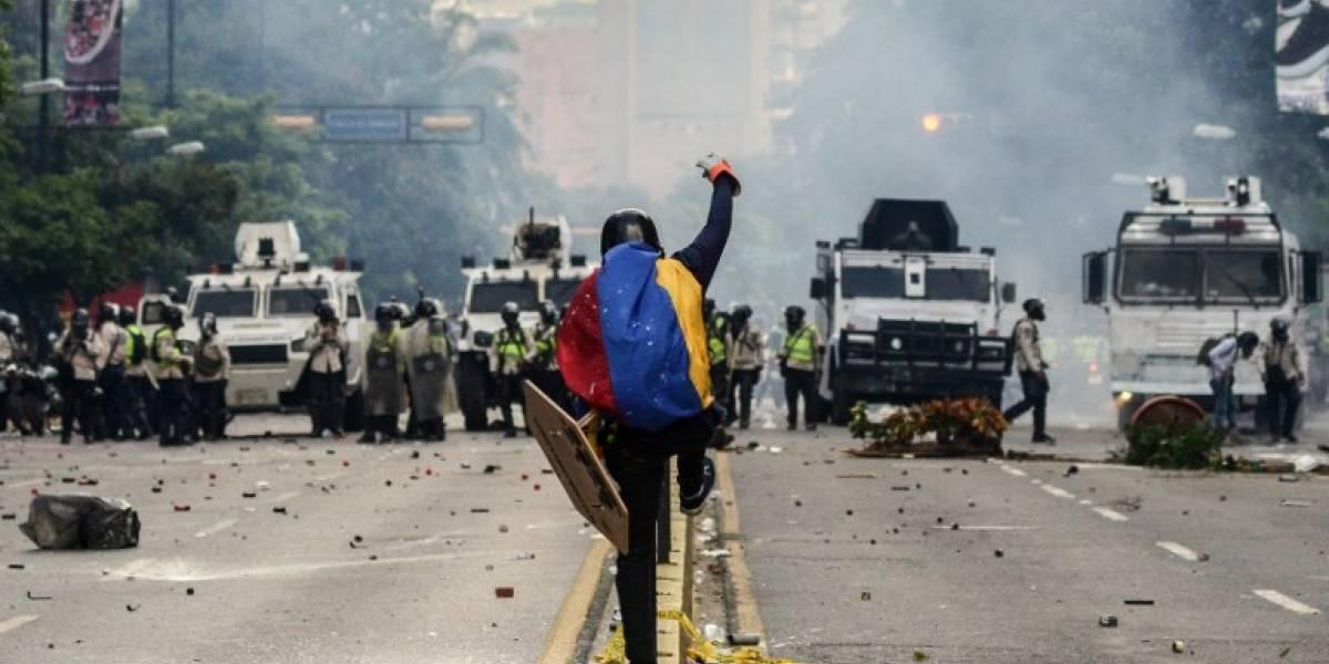 Sube a 48 el número de fallecidos en protestas en Venezuela