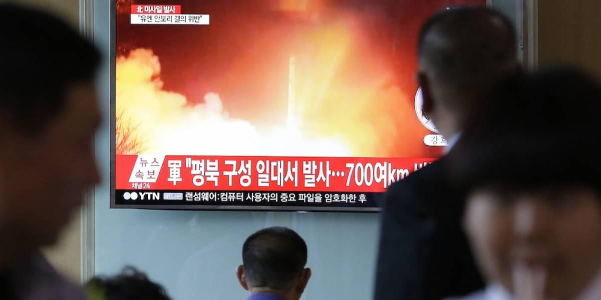 Consejo de Seguridad de la ONU discutirá prueba de misiles norcoreanos