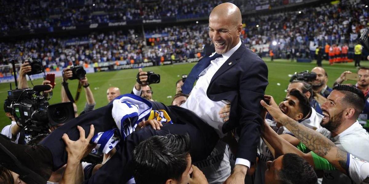 Real Madrid conquista su título 33 de la Liga española