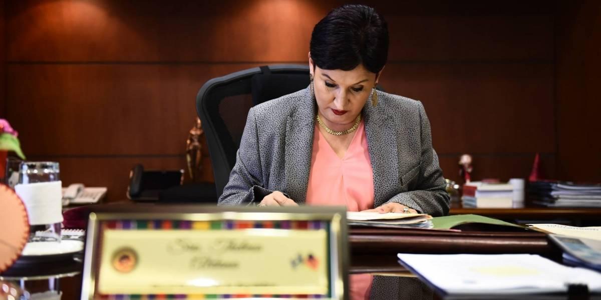 MP analiza solicitar antejuicio contra diputados del cabildeo