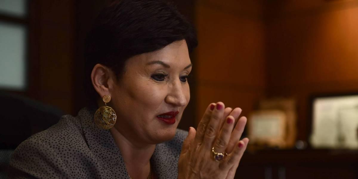 """Fiscal General insta a las mujeres a """"nunca más quedarse calladas"""""""