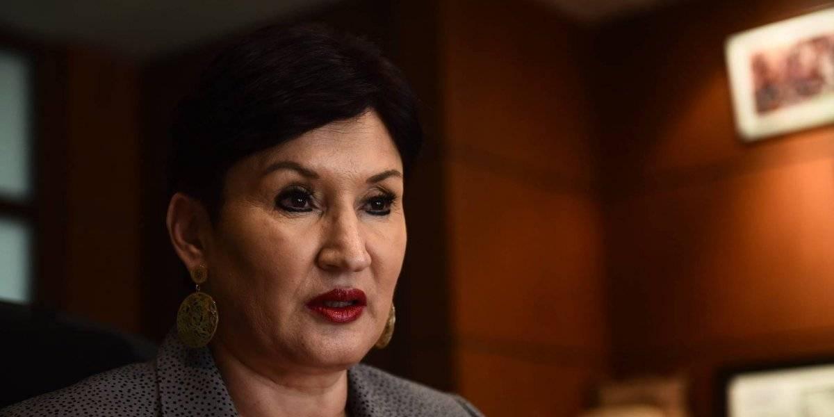 MP solicita prorrogar la reserva del caso contra Thelma Aldana