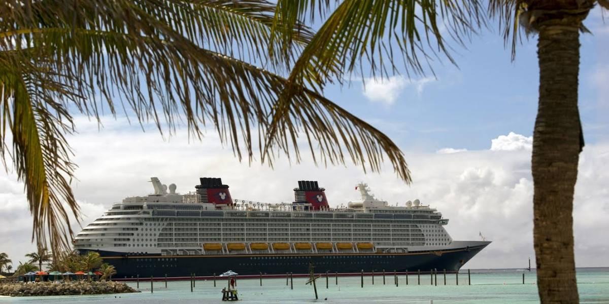 Disney Fantasy: diversión incomparable en alta mar