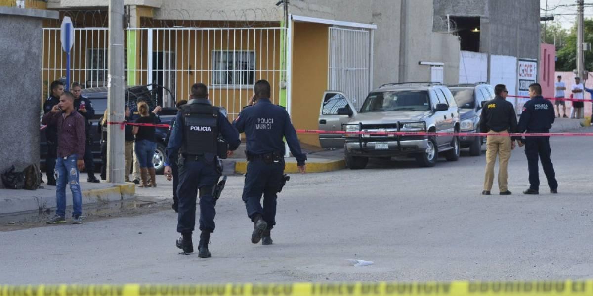 Primeros meses del año, los más violentos de México