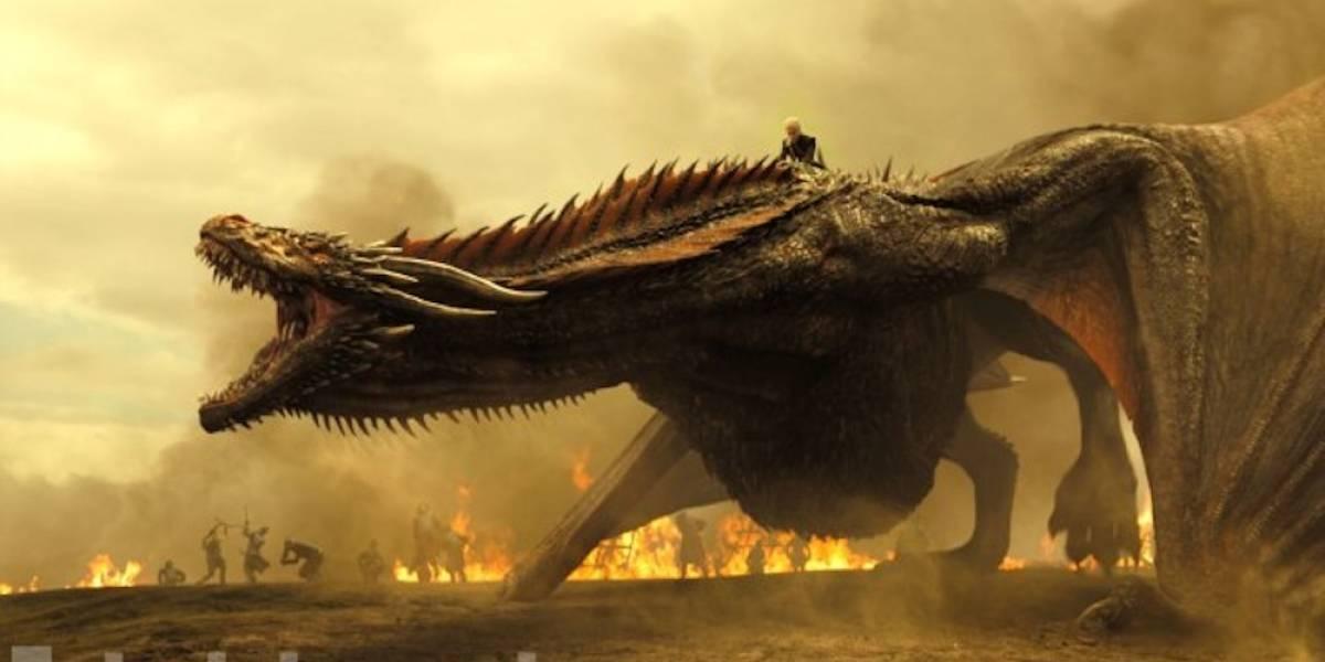 Revelan imágenes inéditas de la séptima temporada de Game of Thrones