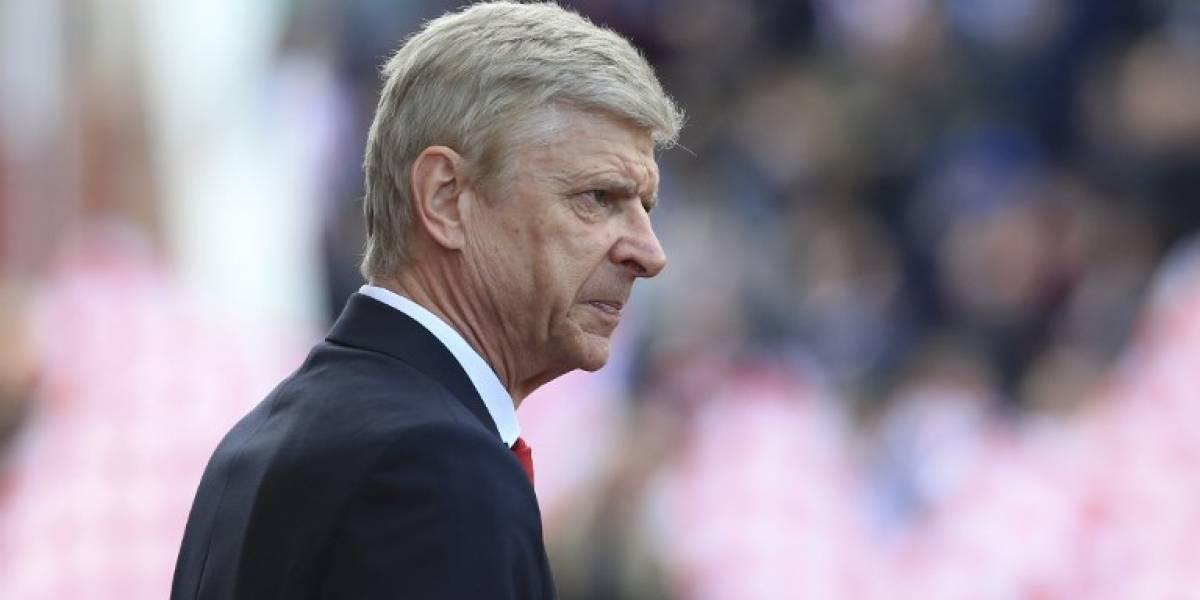 El gran fracaso de Arsene Wenger en el Arsenal: fuera de la Champions tras 19 años