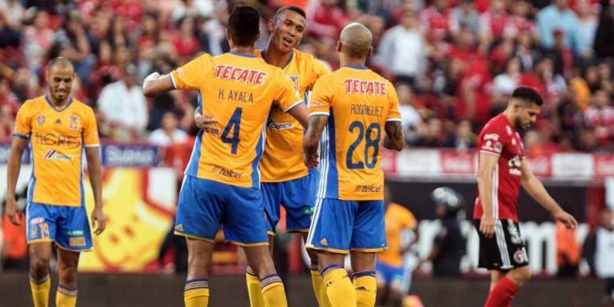 Tigres de Eduardo Vargas clasificó a la final del Clausura de México