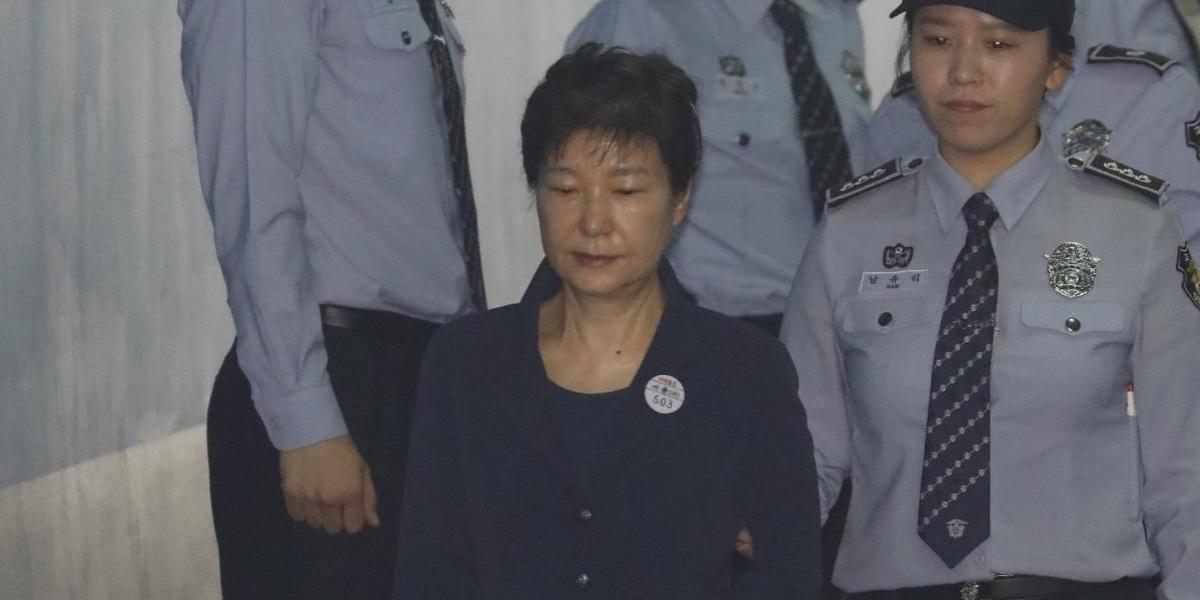Destituída presidenta de Corea del Sur es juzgada