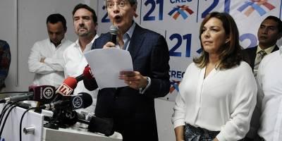 Macri se descompuso en la altura de Quito