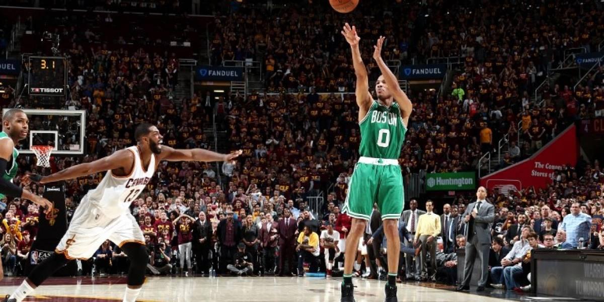 La remontada de Boston para mantenerse en la pelea por el título del Este en la NBA