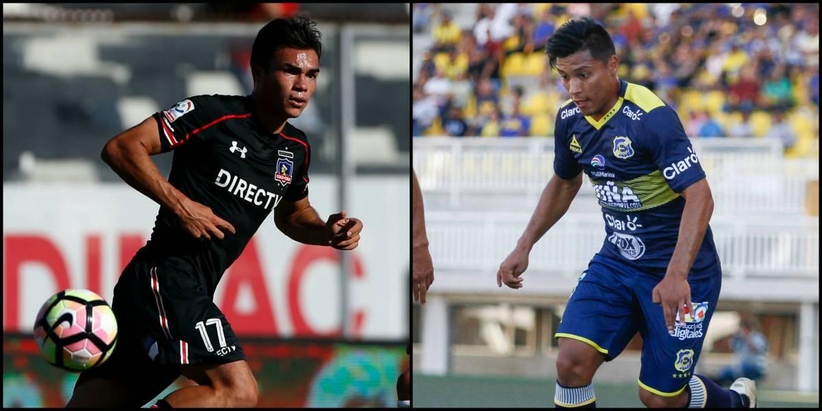Dilan Zúñiga y Gabriel Suazo fueron los juveniles que más jugaron en el torneo de Clausura