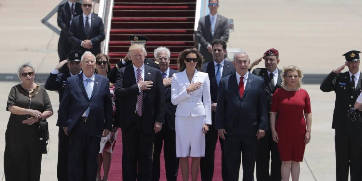 """La paz entre Israel y Palestina es """"muy difícil"""" pero puede lograrse: Trump"""