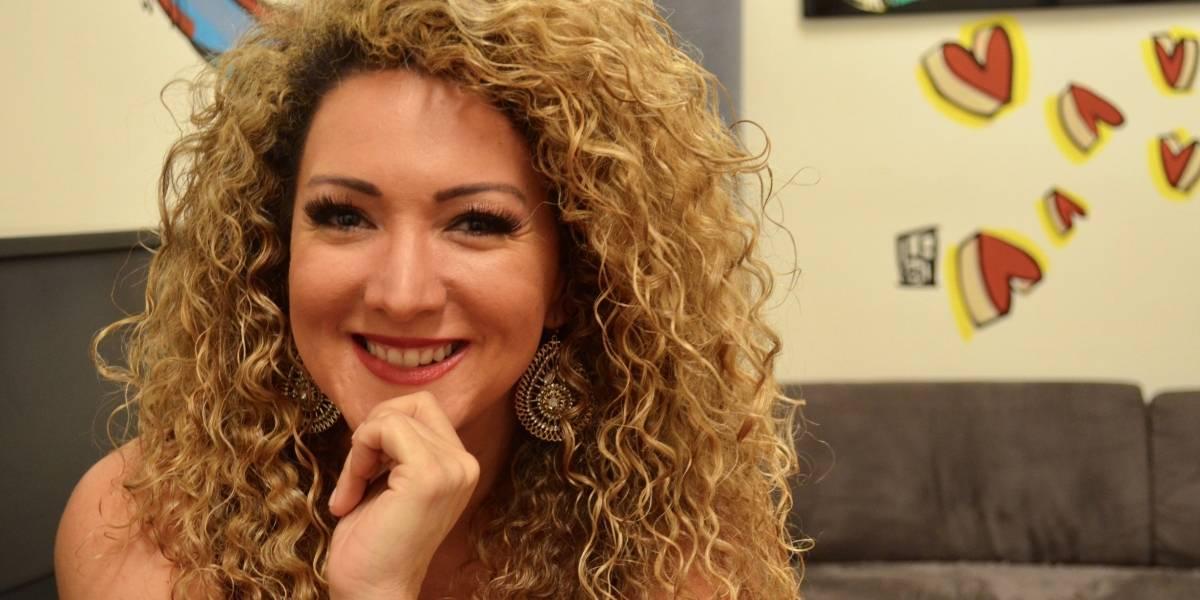 Erika Ender publica nuevo disco con versión de Despacito