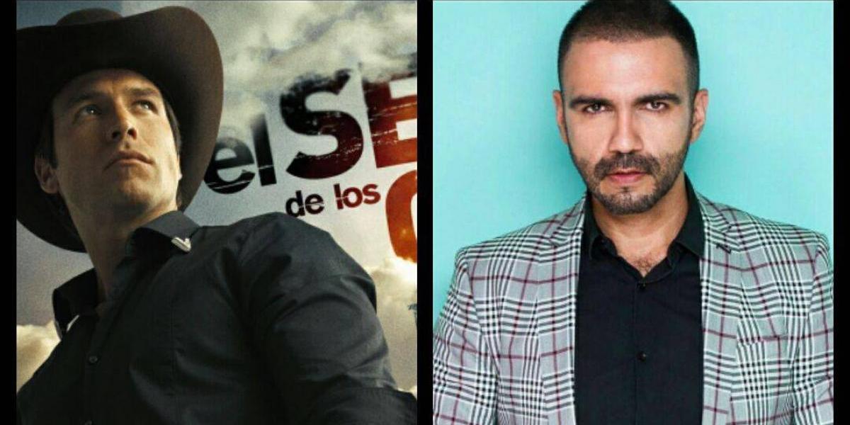 """Guatemalteco actuará en la quinta temporada de """"El Señor de los Cielos"""""""