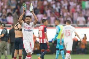 'Sinha' le dice adiós al futbol con una sencilla pero emotiva foto