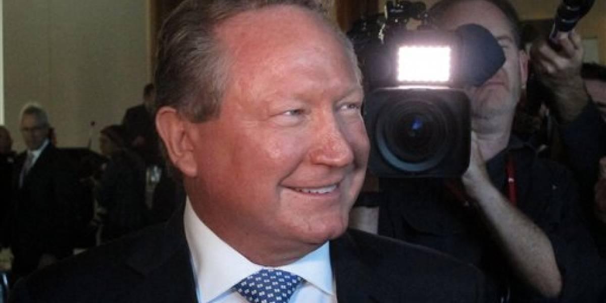 Magnate australiano dona $300 millones