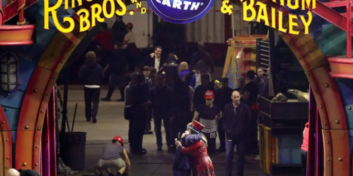 Circo Ringling Bros. baja el telón después de 146 años
