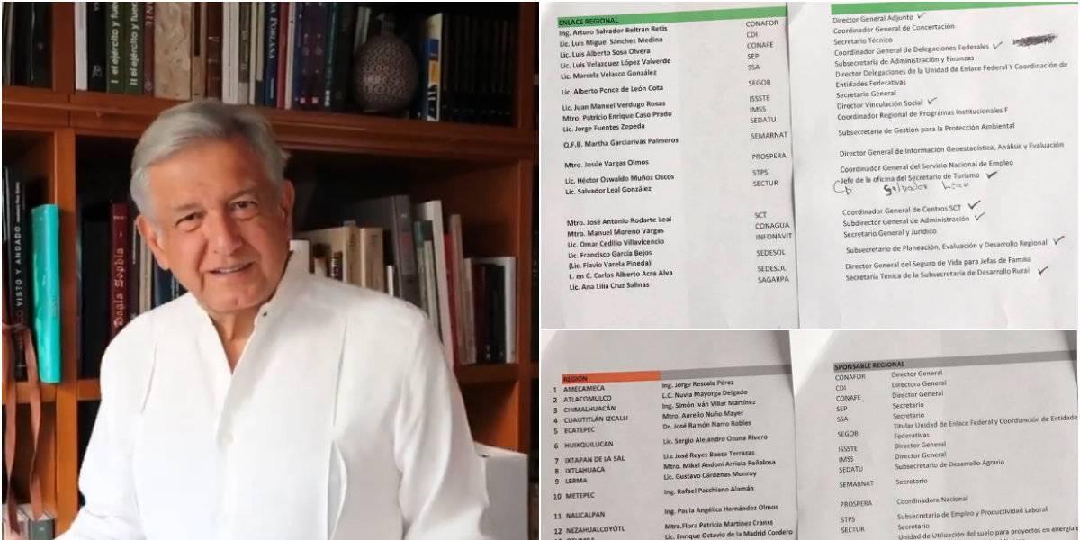 Gobierno federal niega documentos de AMLO sobre presunto fraude en Edomex