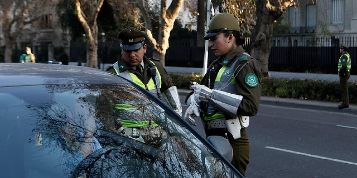 Preemergencia: 400 multas por no respetar restricción ni ejes ambientales