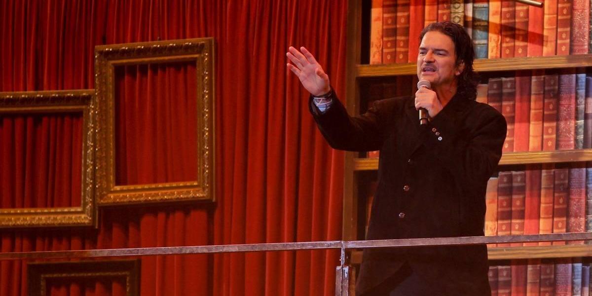 Ricardo Arjona confirma tercer concierto en Chile