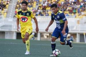 Dilan Zúñiga (Everton): 1260 minutos en el Clausura