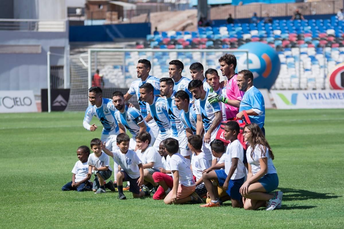 Deportes Antofagasta / Agencia UNO