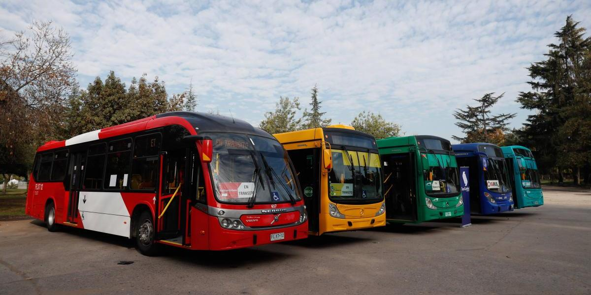 Ranking de calidad del Transantiago: operadores extranjeros se consolidan como los peores del sistema