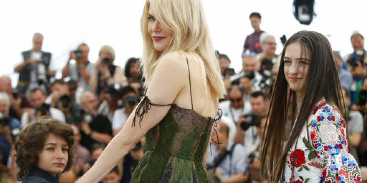 Nicole Kidman con cuatro filmes en Cannes