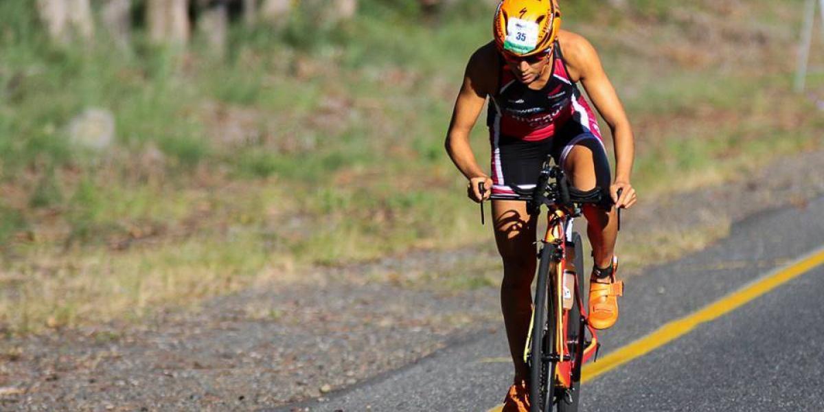 Bárbara Riveros culminó 5ª en duro Ironman 70.3 en Chattanooga
