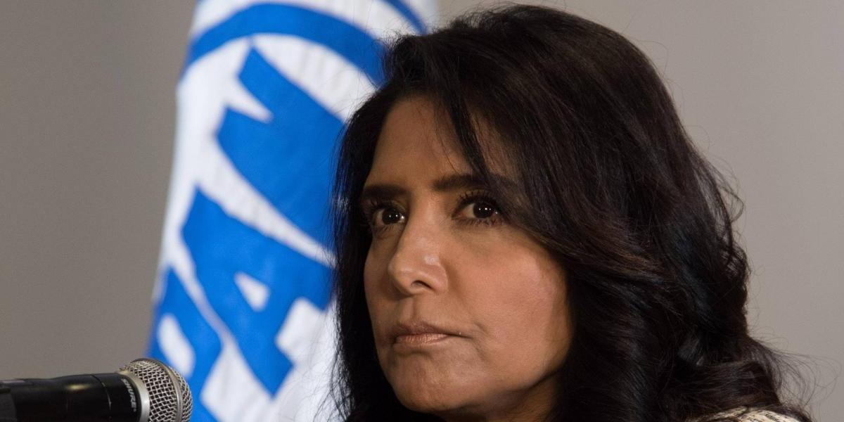 Acuerdo con todos, menos con el PRI: Alejandra Barrales