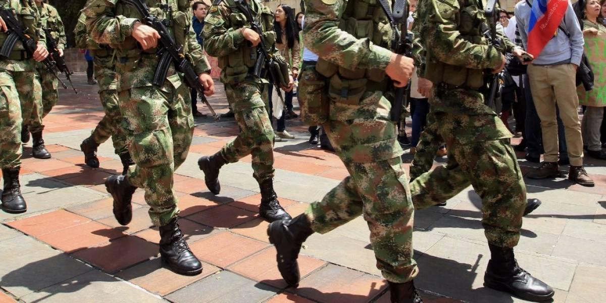 Investigan aparente suicidio de un soldado de la Guardia Presidencial en Bogotá