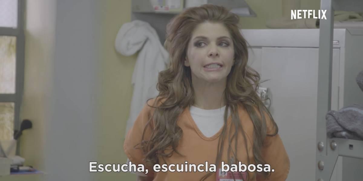 """Soraya Montenegro vuelve a """"Orange is the New Black"""" para promocionar nueva temporada"""